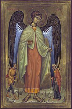 Archangel Rafael by Paola Zuddas
