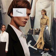 Si tuviéramos que describir la colección de @therow en una palabra sería: minimalismo; sus looks deslumbraron con líneas muy limpias que acentuaban la cintura. #ellenyfw #nyfw #therow #ElleEdit  via ELLE MEXICO MAGAZINE OFFICIAL INSTAGRAM - Fashion Campaigns  Haute Couture  Advertising  Editorial Photography  Magazine Cover Designs  Supermodels  Runway Models