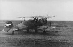 Educational Becker Bü-131 Hungarian air force