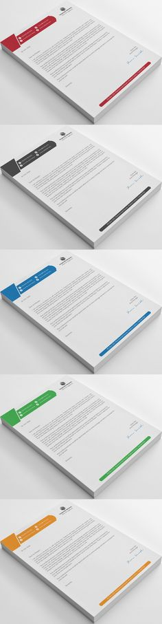 letterheads stationery