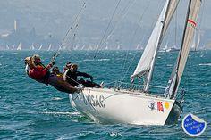"""""""Centomiglia"""" - Internationale Segelregatta der Spitzenklasse   www.sport-photo.at Ranger, Seen, Sports Photos, Boat, Photo Mural, Lake Garda, First Grade, Pictures, Dinghy"""