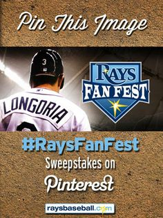I'm trying to win the #RaysFanFest Pinterest Sweepstakes. Enter now too: http://http://mlb.mlb.com/tb/fan_forum/sweeps/pinterest_form.jsp
