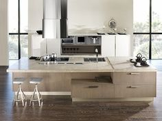 European contemporary Kitchen contemporary kitchen