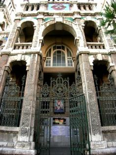 Iglesia Hospital Maudes MADRID