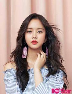 KimSoHyun 10 Star Magazine 2017 September Issue