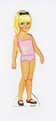 Paper Dolls~Heidi - Bonnie Jones - Picasa Web Albums