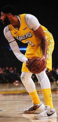 Best Nba Players, Basketball Is Life, Anthony Davis, Sport Icon, Nba Stars, Magic Johnson, Los Angeles Lakers, Lebron James, Manchester United