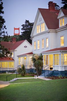 Cavallo Point Lodge Braytonhughes Design Studios Bhdstudios Sausalito California