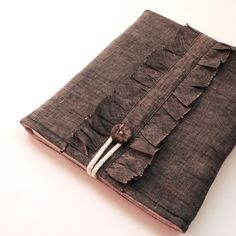 ipad cover (ruffles on the bias) inspiration only, can't find