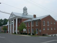 Greenbrier County Court House Lewisburg, West Virginia