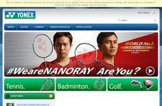 New Golf Equipment Dealers added to CMac.ws. YONEX U.S.A. in Torrance, CA - http://golf-equipment-dealers.cmac.ws/yonex-usa/6494/
