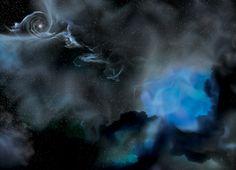 black hole (nasa photo)