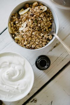 Seven Sundays muesli | a daily something: Blog Brunch DC | Mornings Like These + A Daily Something