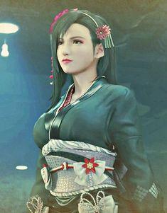 Tifa Final Fantasy, Final Fantasy Girls, Final Fantasy Artwork, Final Fantasy Vii Remake, Tifa Lockhart, Manga, Anime Comics, Overwatch, Cosplay Costumes