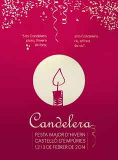 Festa de la Candelera a Castelló d'Empúries (febrer 2014)