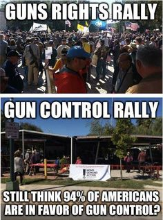 The narrative our nation's leaders would like you to believe now is that 'Gun Control' is being called on by the American people, that it is a necessary evil, that is is for the greater good, and that what America wants. Pro Gun, Liberal Logic, Liberal Hypocrisy, Bill Of Rights, Gun Rights, Conservative Politics, Conservative Quotes, Truth Hurts, Hard Truth