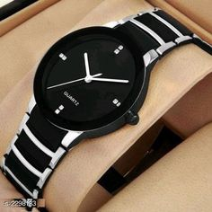 Watches Trendy Men's Metal Watch Material: Metal Size: Free size Dial Shape: Round Type: Analog Description: It Has 1 Piece Of Men's Watch Pattern: Solid Country of Origin: India Sizes Available: Free Size *Proof of Safe Delivery! Click to know on Safety Standards of Delivery Partners- https://ltl.sh/y_nZrAV3  Catalog Rating: ★4 (4008)  Catalog Name: Trendy Elite Women'S Stylish Watches Vol 7 CatalogID_306426 C72-SC1087 Code: 022-2298133-