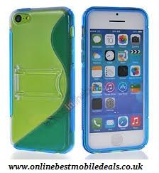 Buy Apple iPhone 5c 32GB Blue Contracts.