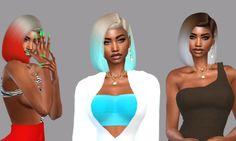 The Sims 4 Neon Dreams Hair Recolor Sims 4 Body Mods, Sims 4 Mods, Sims 4 Cc Eyes, Sims Cc, Sims 4 Cc Folder, Sims 4 Gameplay, Sims 4 Characters, Neon Hair, Sims Hair