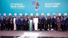 Ruanda AU-Gipfel in Kigali (Getty Images/AFP/C. Ndegeya)