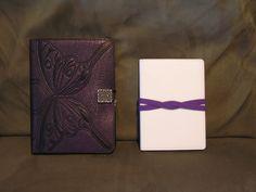 Oberon Kindle cover - leather