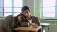 "Taecyeon & Suzy in ""Dream High"" series"