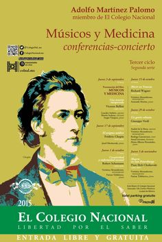 Ciclo de Conferencias - Conciertos Musicos y Medicina