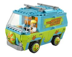 LEGO Scooby-Doo The Mystery Machine (75902) #LEGO #LEGOScoobyDoo #ScoobyDoo