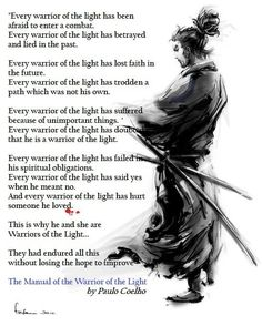 Paulo Coelho - the Manual of the Warrior of the Light