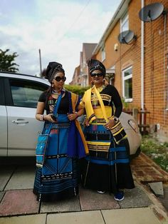 Xhosa outfit with Glam