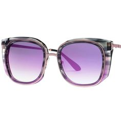 The  EVERLASTY in gradient grey   purple by Thierry Lasry  WELLFRAMED aed763eb2761