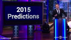 2015 Predictions - I Said Predictions, Not Fantasies