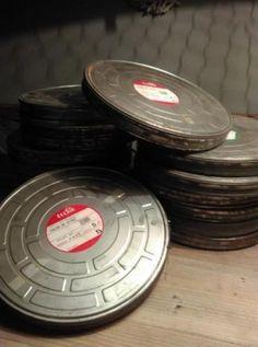 Oude Vintage Filmblik Assorti