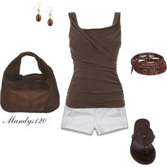 Chocolate, created by mandys120 on Polyvore