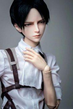 http://www.vintagemeans.com ♡bjd  ??Levi??