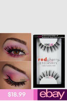 8342dff6d5a False Eyelashes & Adhesives Health & Beauty #ebay | Products | Pinterest | False  eyelashes, Eyelashes and Health
