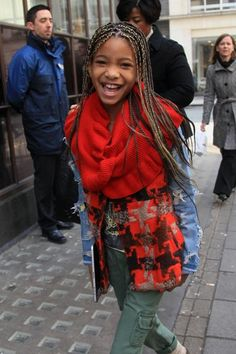 Willow Smith: London calling