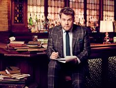Dear American Women: The Late Late Show Host James Corden Shares His Thoughts on Life and Love