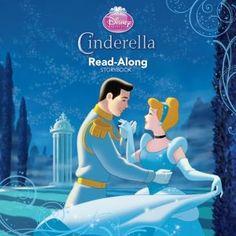 Cinderella Read-Along Storybook $6.99