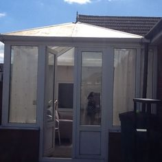 Garden Room Extension a fast and easy way to extend your home. Build to improve and extend your home. Oak Cladding, External Cladding, Garden Room Extensions, Pvc Windows, Patio Doors, Gazebo, November, Rest, Walls