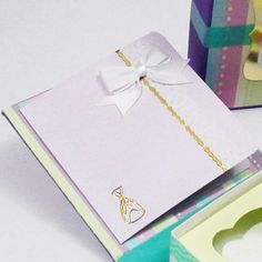 Cajas scrapbook - Plantillas de cajas Office Supplies, Plants, Crafts