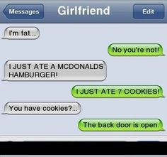First of all I wish I had a boyfriend, secondly, I wish he will act like this! Best boyfriend and girlfriend ever!