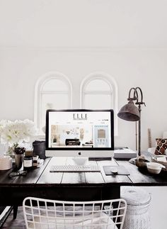 Back to Work - Desk Style (via Bloglovin.com )