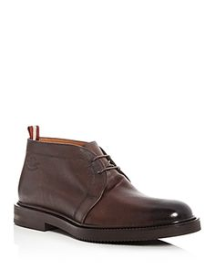 Men'S Vilmar Leather Chukka Boots, Coco