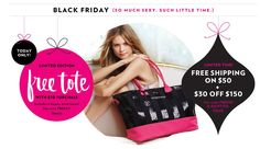 Victoria Secret Black Friday