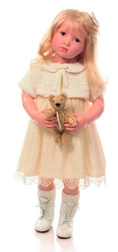 Shani - Hildegard Gunzel Resin Doll 2015 Collection