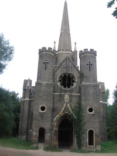 Very Scary Abandoned Church | Flickr - Photo Sharing!