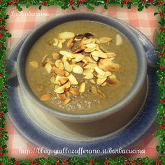 Vellutata di radicchio, ricetta zuppe e minestre
