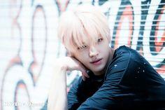 NCT 127 Taeyong @Naver X Dispatch photoshoot