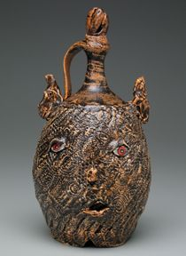Southern Pottery Workcenter & Gallery - February 2004; Andy Naissee